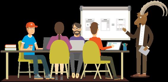 Training tools for Organization