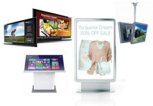 Qatar Signage, Signwave, digital signage of GlobeSoft Qatar