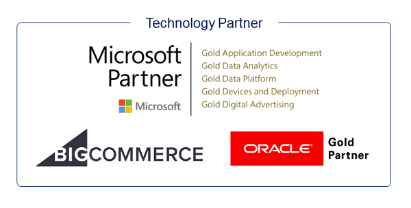 Rishabh Software is a certified Microsoft Gold Partner, Oracle Gold partner